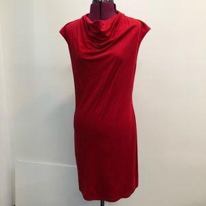 Walter Baker Red Bodycon dress